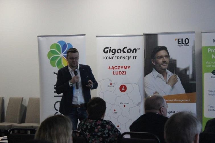Łódź – 27.03.2018  Elektroniczny Obieg Informacji wFirmie